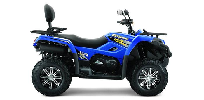 Квадроцикл CF Moto CFORCE 450 MAX Basic - 1