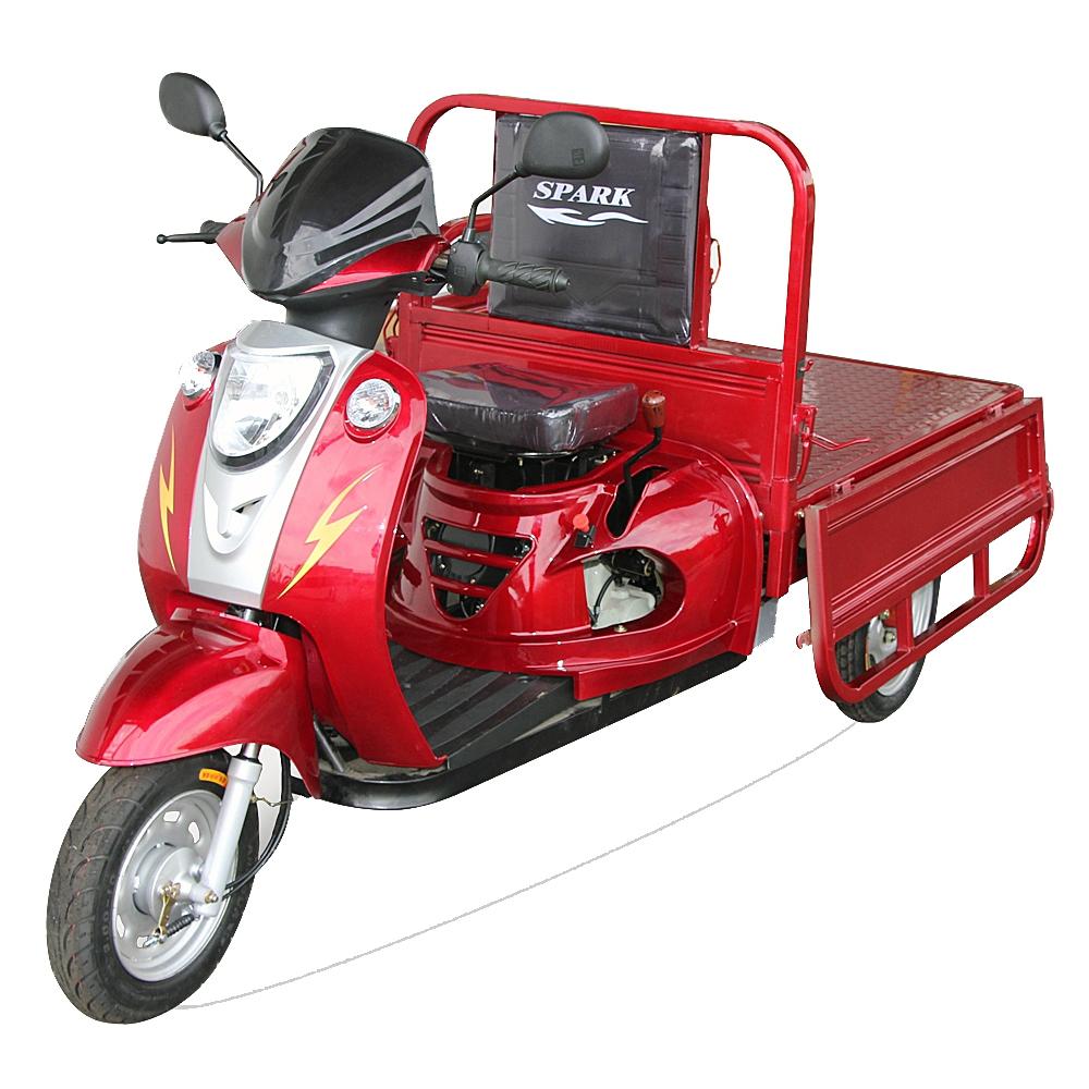Грузовой мотоцикл Spark SP110TR-4 - 2