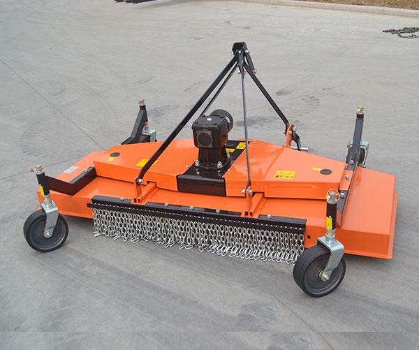 Косилка тракторная навесная-коса финишная (без функции измельчения) FM 120 - 2