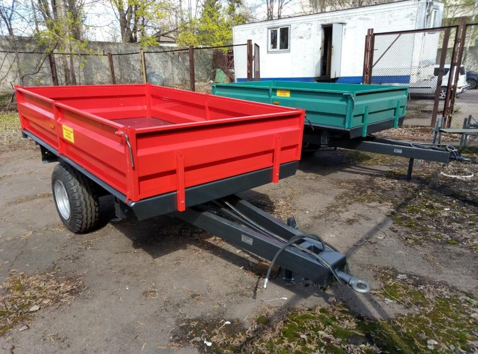 Прицеп тракторный ПТС-2.5У - 2