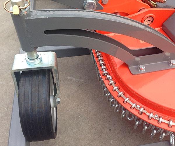 Косилка тракторная навесная-коса финишная (без функции измельчения) G.FM 180 - 1