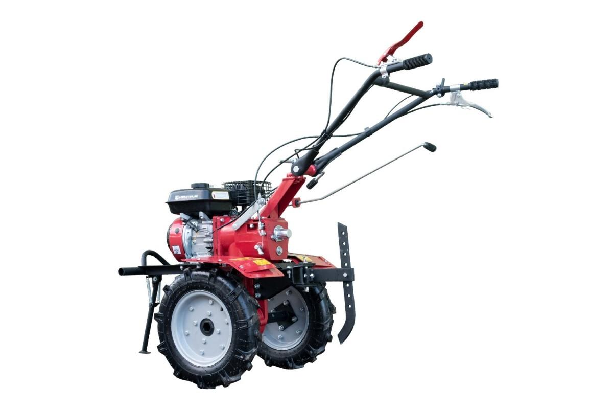 Мотоблок Кентавр МБ 2070Б колеса 4,00-10 - 3