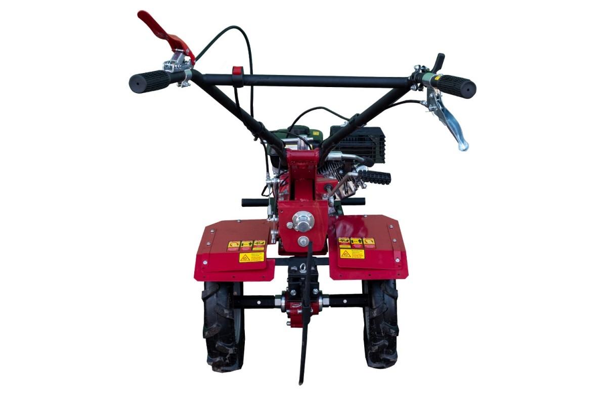 Мотоблок Кентавр МБ 2070Б колеса 4,00-10 - 4