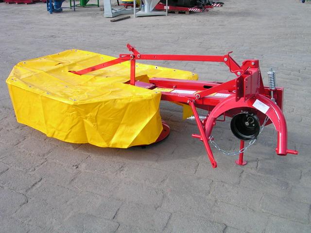 Косилка роторная Wirax 1,25 без кардана без защиты - 1