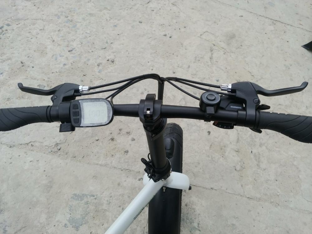 Электровелосипед QSEB01-Q4 - 2