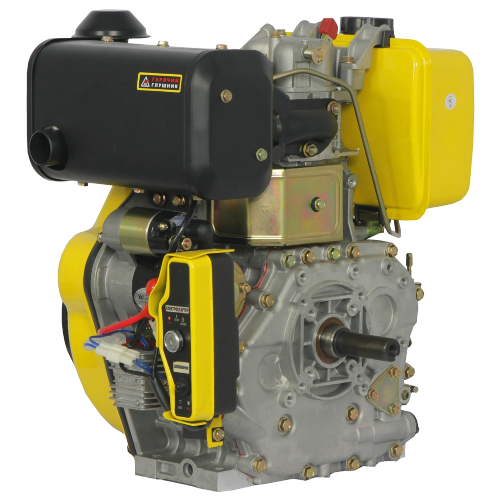 Двигатель Кентавр ДВЗ-420ДЕ - 3