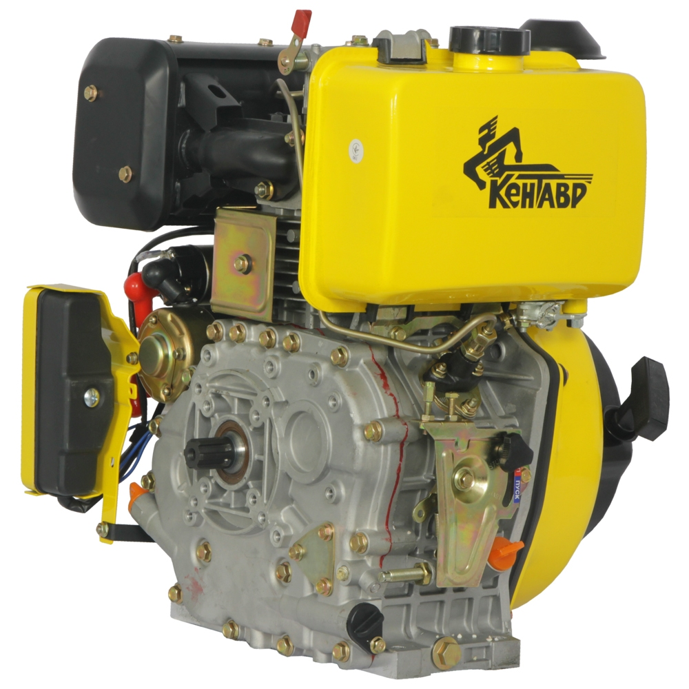 Двигатель Кентавр ДВЗ-420ДШЛЕ - 4