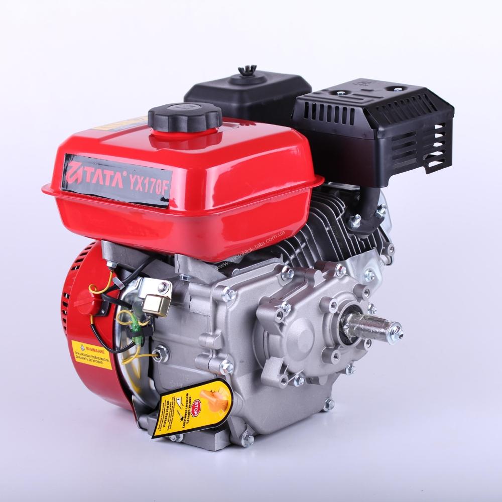 Двигатель ТАТА 170F - 3