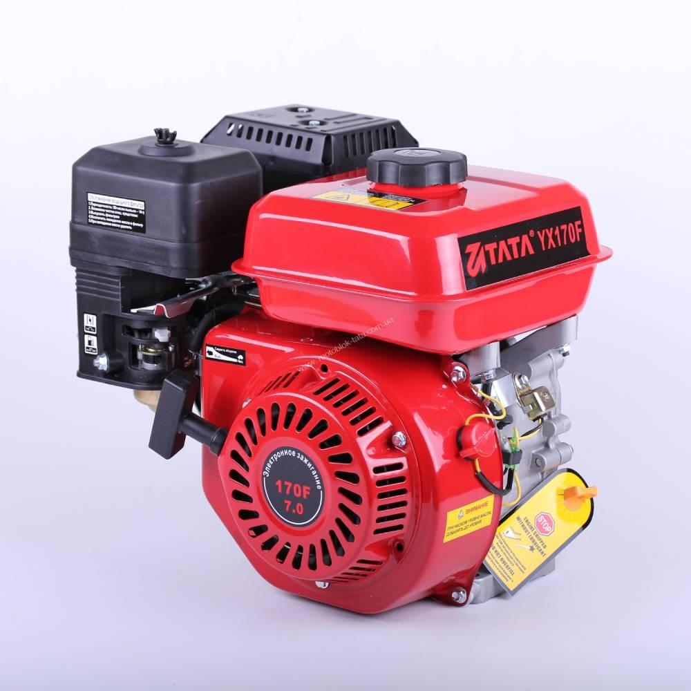 Двигатель ТАТА 170F - 2