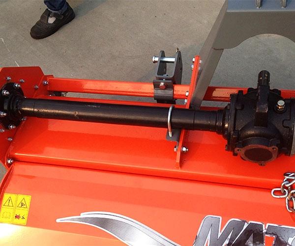 Культиватор тракторный ротационный навесной F.T/J 185 - 2