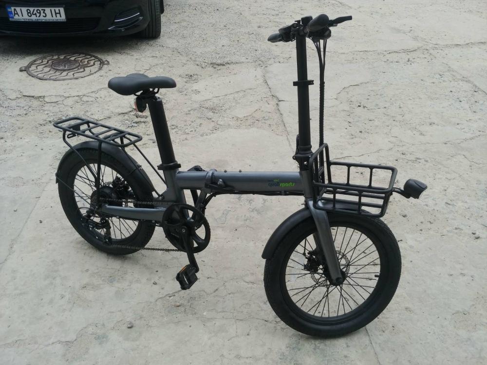 Электровелосипед QSEB01-Q3 - 1