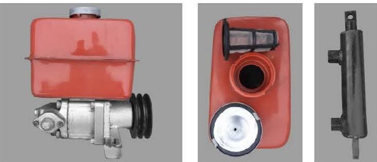 Комплект-1 гидравлического оборудования для навесной системы мототракторов - 3
