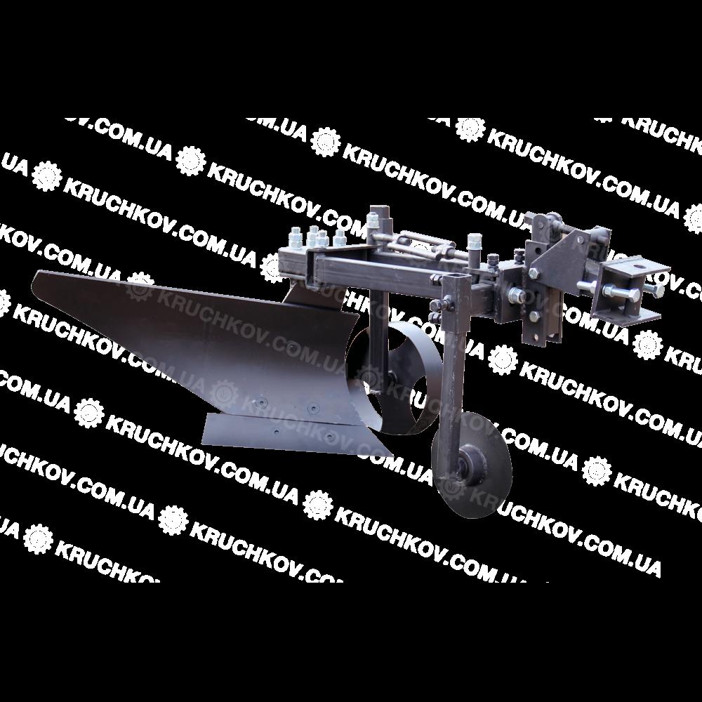 Плуг для мототрактора с гидравликой - 1