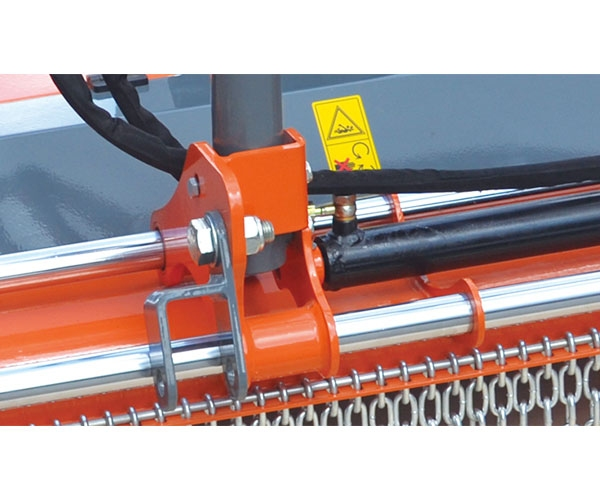 Косилка тракторная навесная-коса финишная (без функции измельчения) G.FM 150 - 3