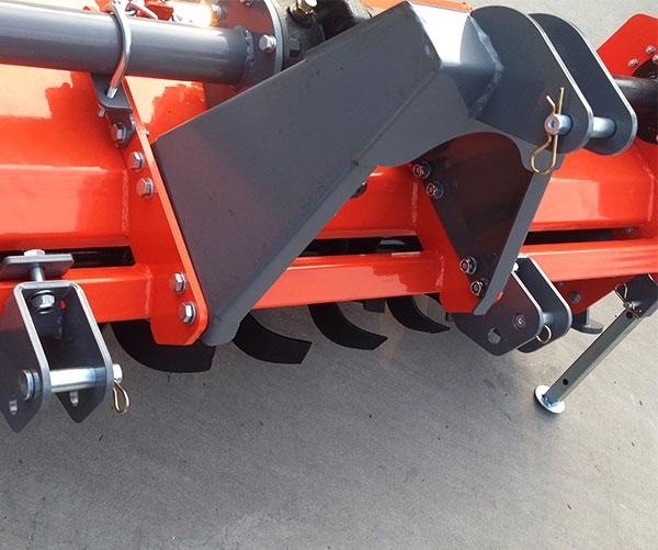 Культиватор тракторный ротационный навесной F.T/J 185 - 6