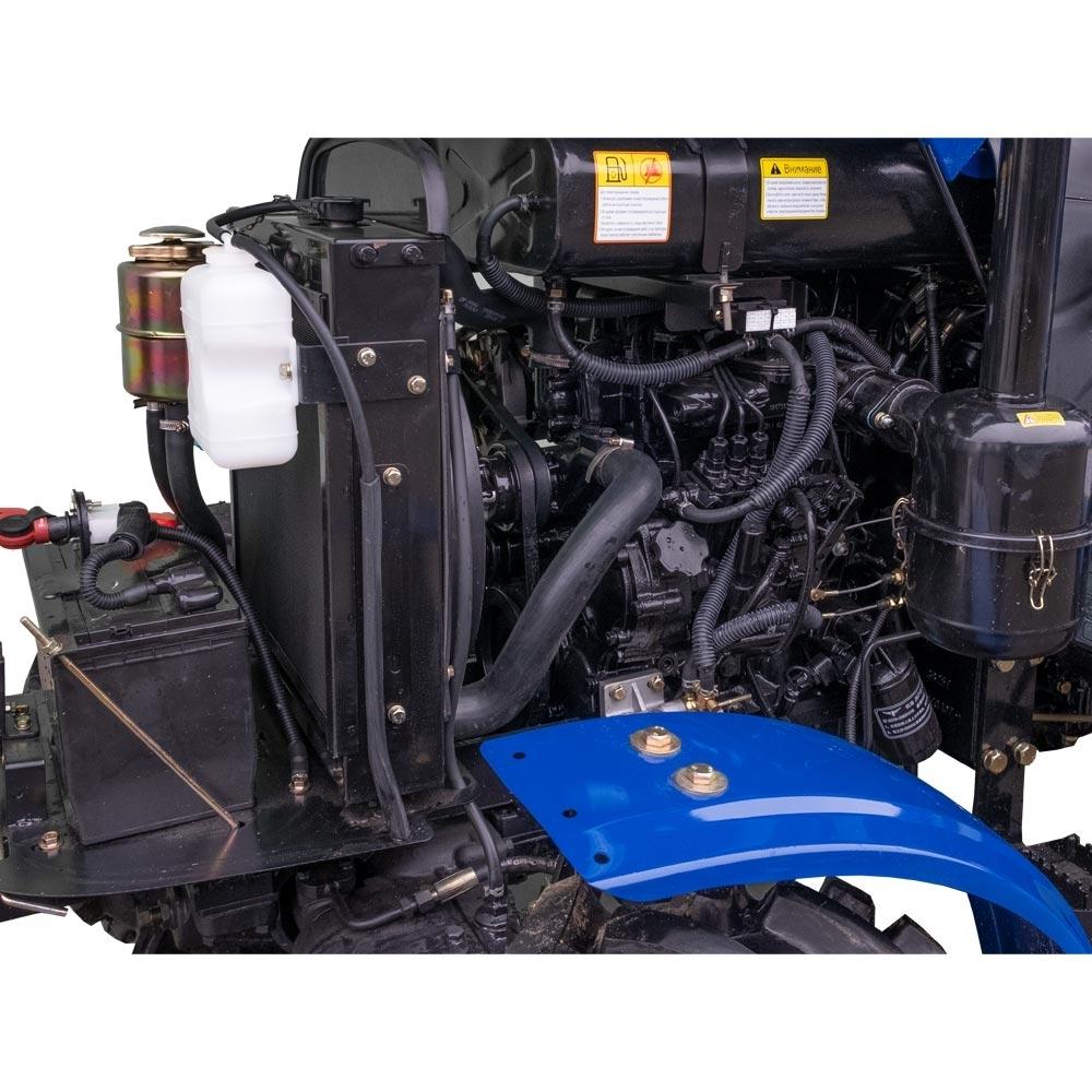 Минитрактор ДТЗ 5244HP - 11