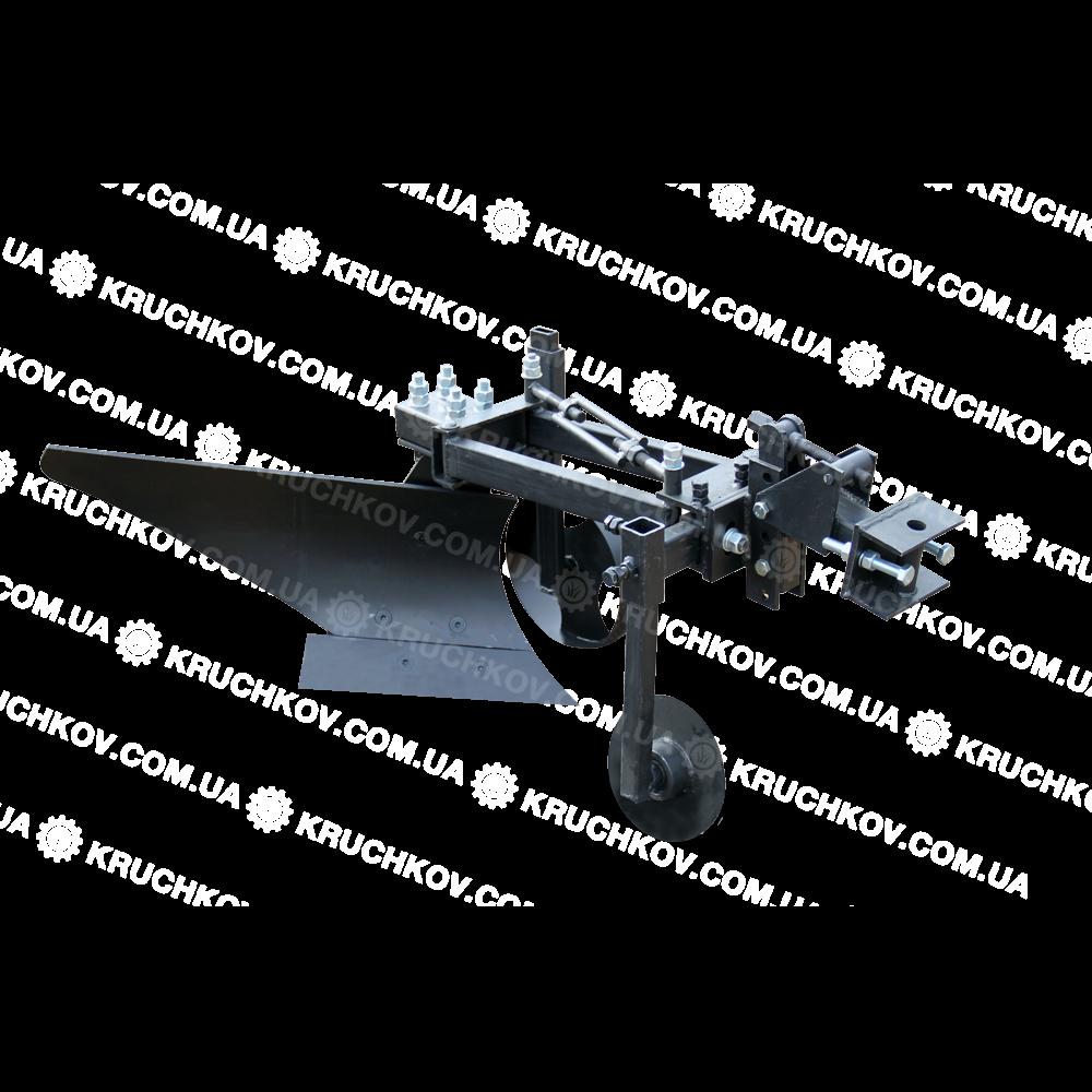 Плуг для мототрактора с гидравликой - 3