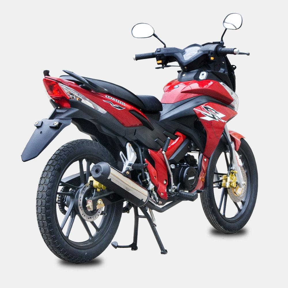 Мотоцикл Spark SP125R-21 - 2