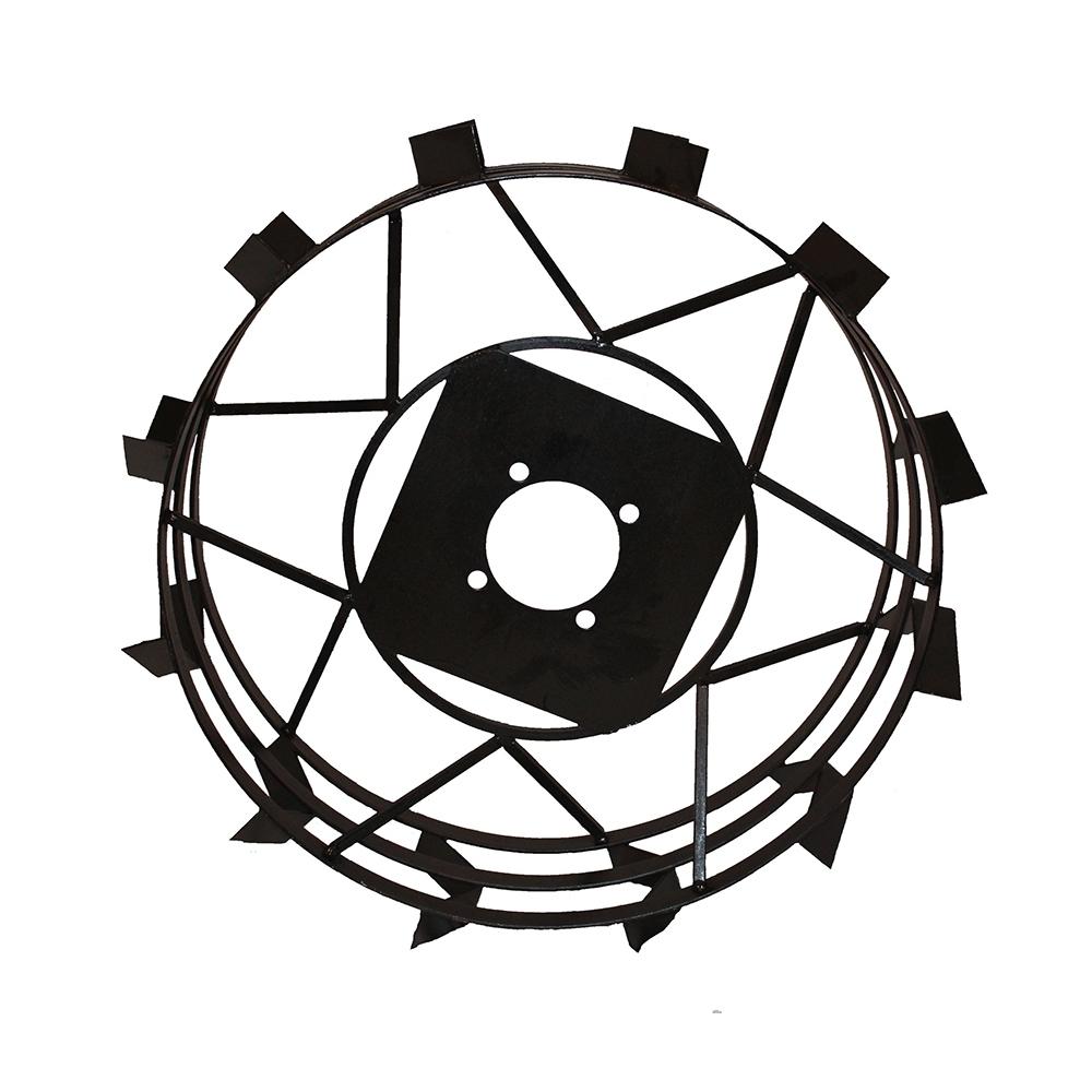 Колеса с грунтозацепами Ø380х150 (Zirka 105) (без втулки) - 1
