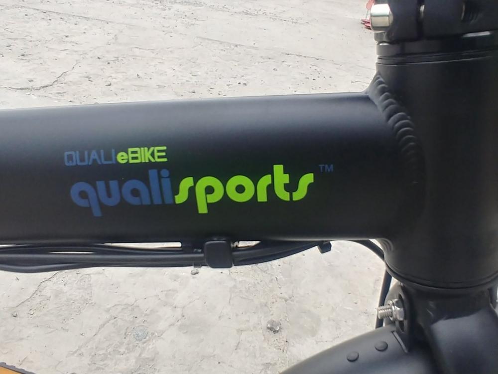 Электровелосипед QSEB01-Q2 - 2
