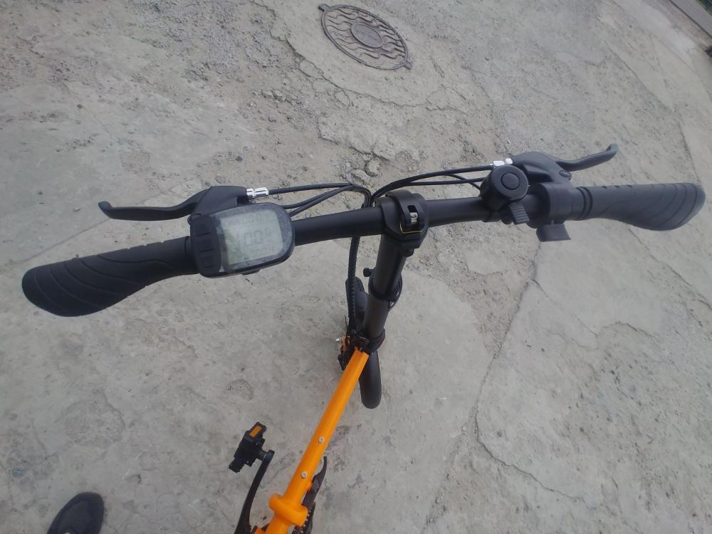 Электровелосипед QSEB01-Q1 - 2
