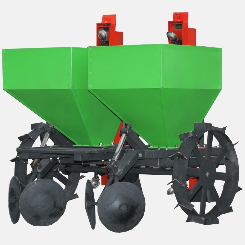 Картофелесажатель двухрядный КС-2А - 1