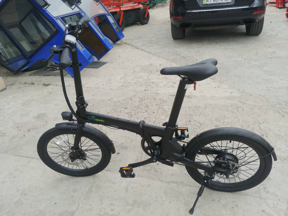 Электровелосипед QSEB01-Q2 - 1