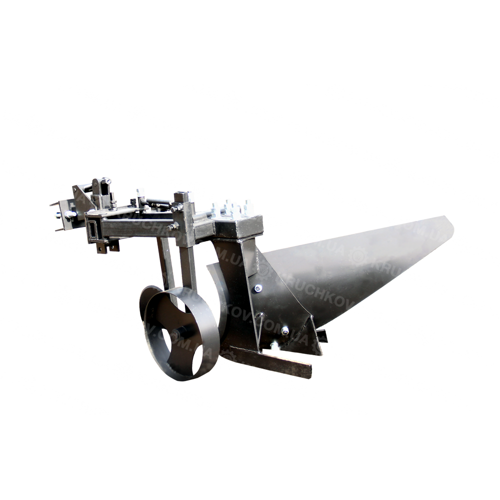 Плуг для мототрактора с гидравликой - 2