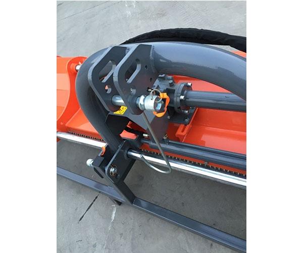 Косилка тракторная навесная-коса мульчера цепная (измельчитель скошенной травы) MENASOR 180H-T - 5