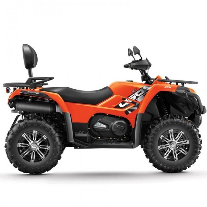 Квадроцикл CF Moto CFORCE 450 MAX EPS - 2