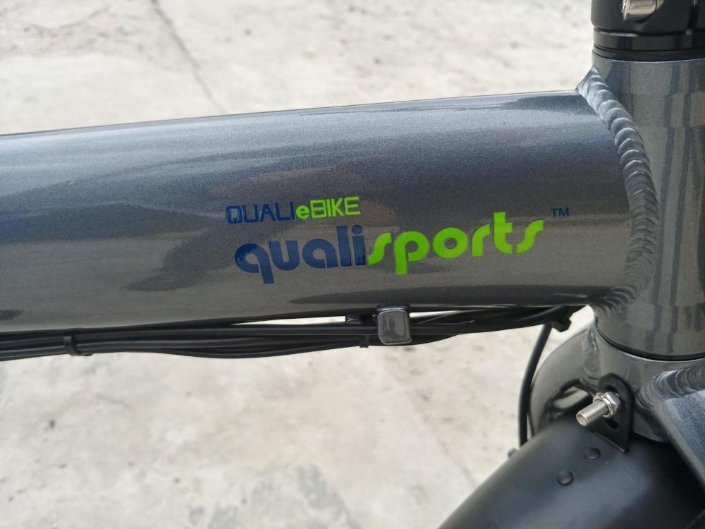 Электровелосипед QSEB01-Q3 - 2